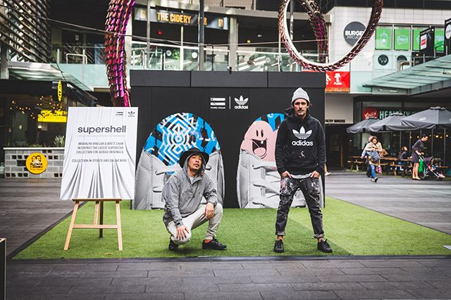Adidas Supershell Sydney Event 14