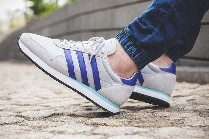 Adidas Haven Grey Purple 2