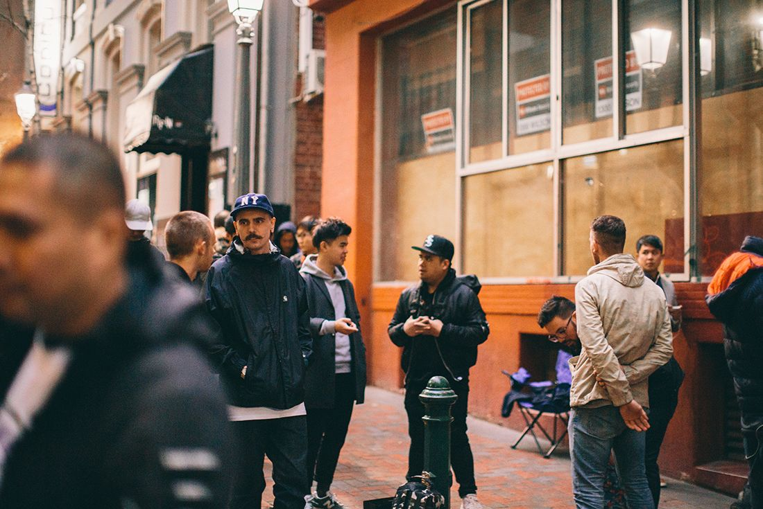 Sneaker Freaker X New Balance Launch Party 58