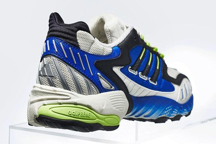 Adidas Consortium Torsion Trds Heel Angle