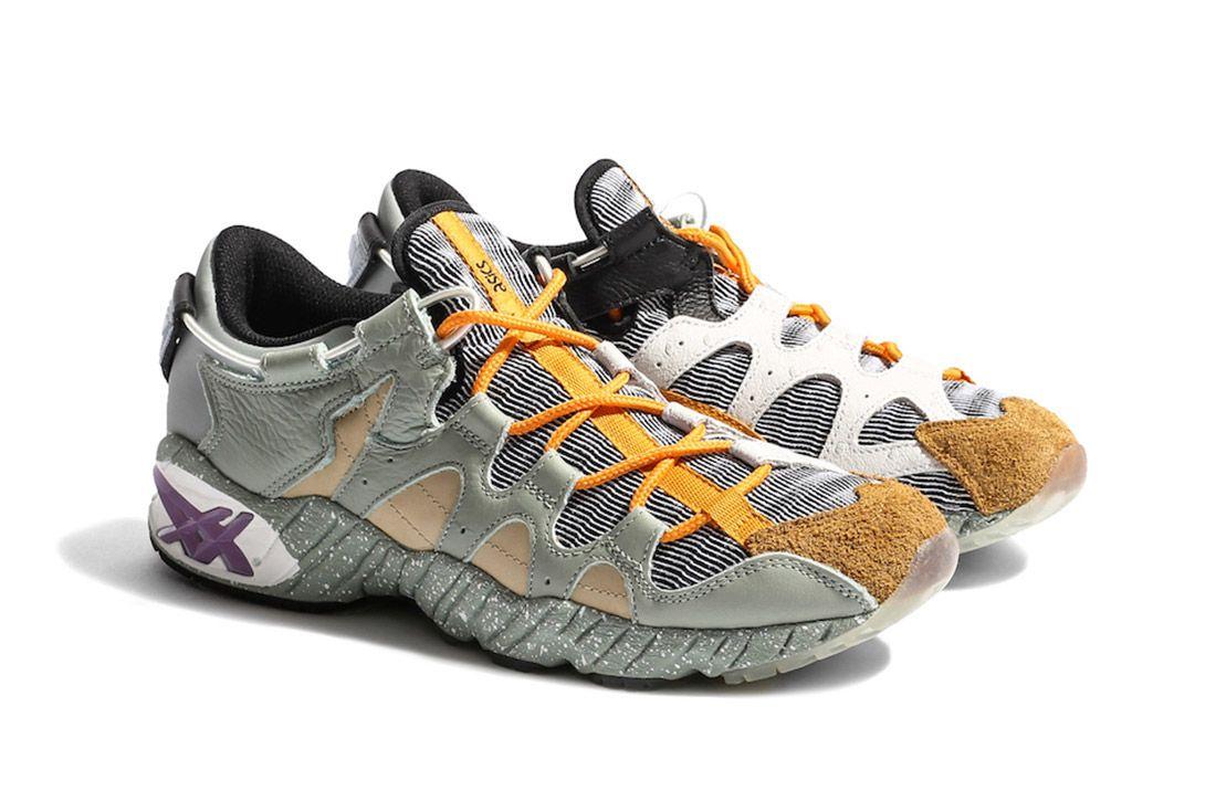 Bodega Asics Gel Mai Underground Sneaker Freaker