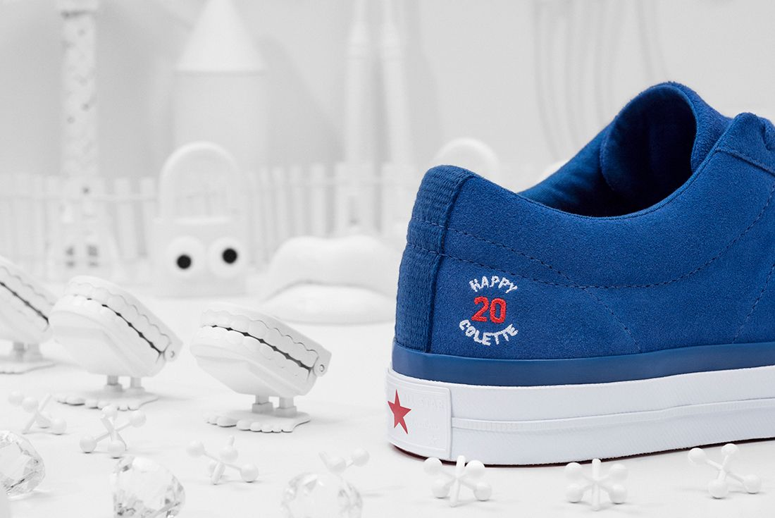Colette X Converse X Club 75 Trois Collection10