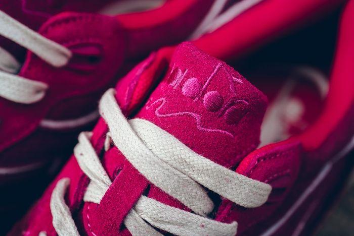 Diadora N9000 S Beet Red Sneaker Politics 1