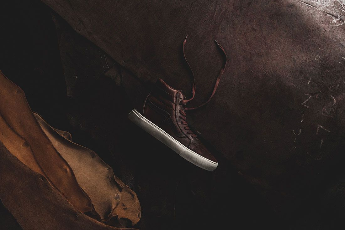 Horween Leather X Vans Vault Collection 4