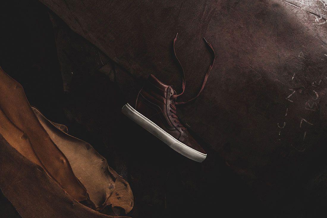 Horween Leather X Vans Vault Collection 4