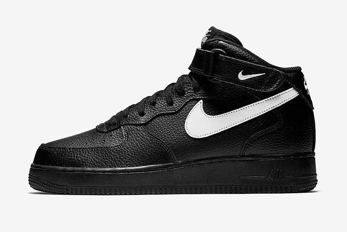 Nike Air Force 1 Mid Reflective Swoosh Pack 16