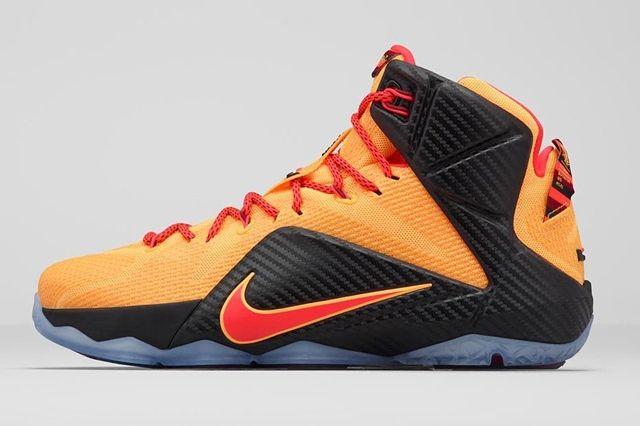 Nike Lebron 12 Witness 4