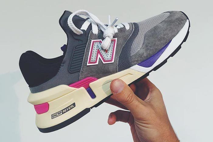 Kanye West Ronnie Fieg New Balance 2
