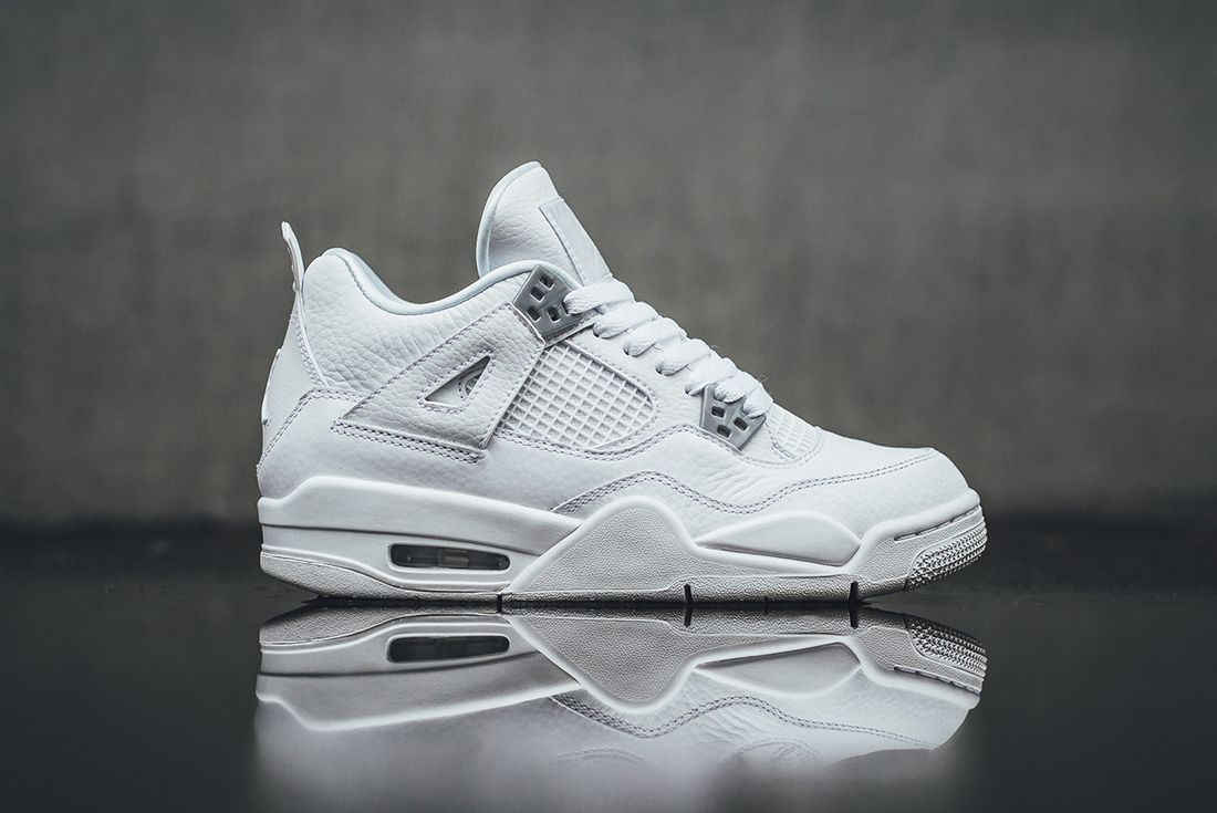 Up Close With The Air Jordan 4 Pure Money14