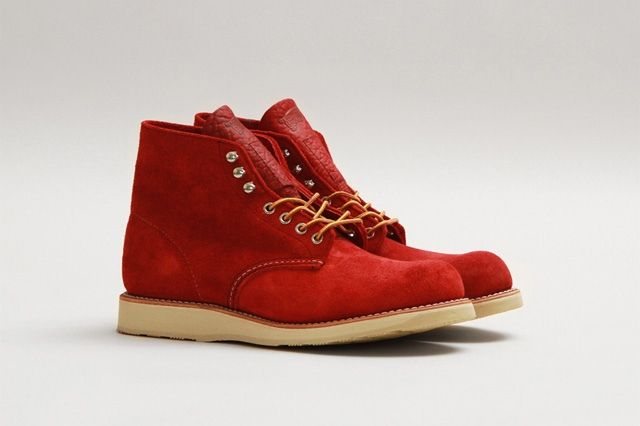 Red Wing Shoes Concepts Plain Toe 6