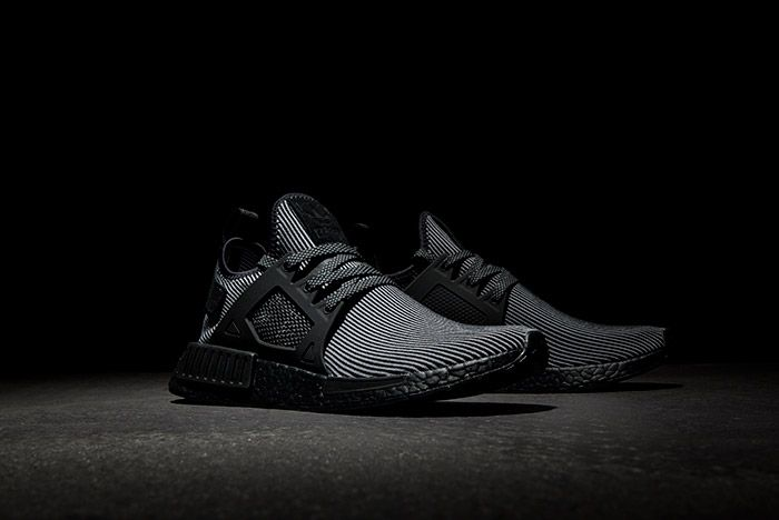 Adidas Nmd Xr1 Triple Black 2