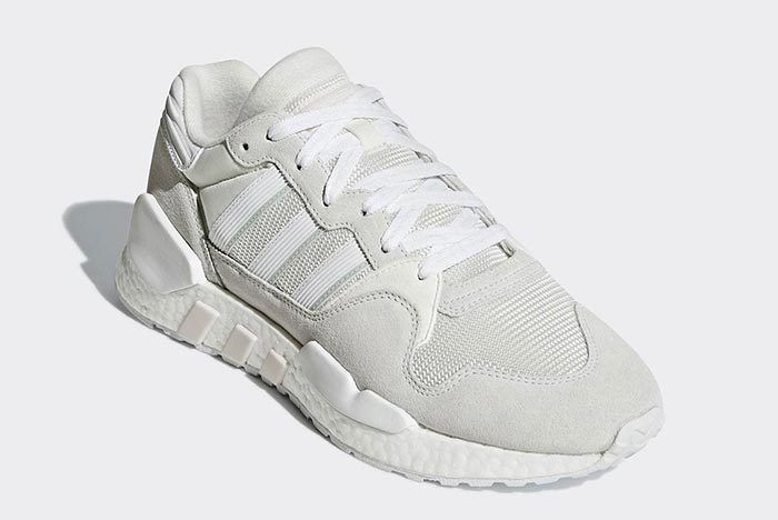 Adidas Zx930 Boost White Grey 2