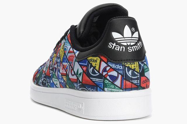 Adidas Stan Smith Logo