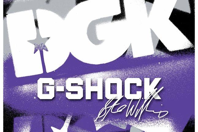 Dgk Gshock Gx56 Poster 1