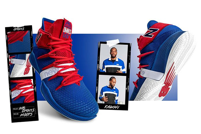 Kawhi Leonard New Balance Omn1S Clippers1 Main