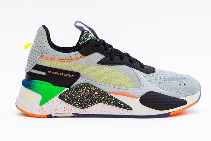 Puma Rs 0 Fourth Dimension3 Side