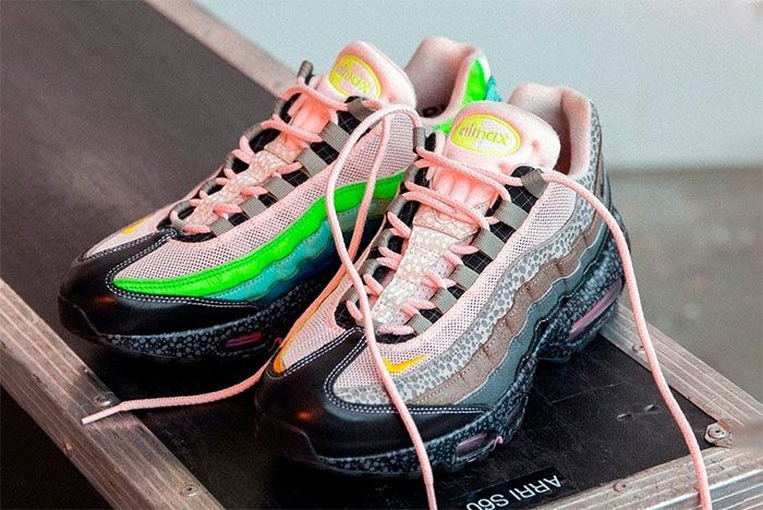 Size Air Max 95 Inspiration