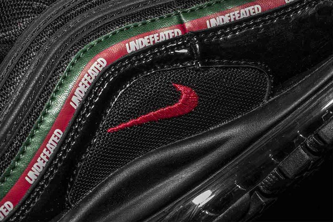 Undefeated X Nike Air Max 974