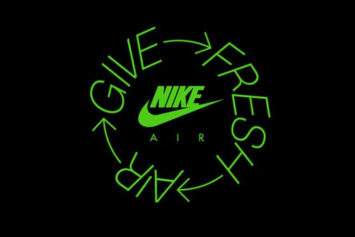 Nike Air Max Day Give Fresh Air Main Logo
