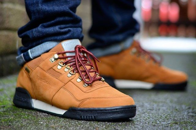 Reebok Workout Plus Gore Tex Brown