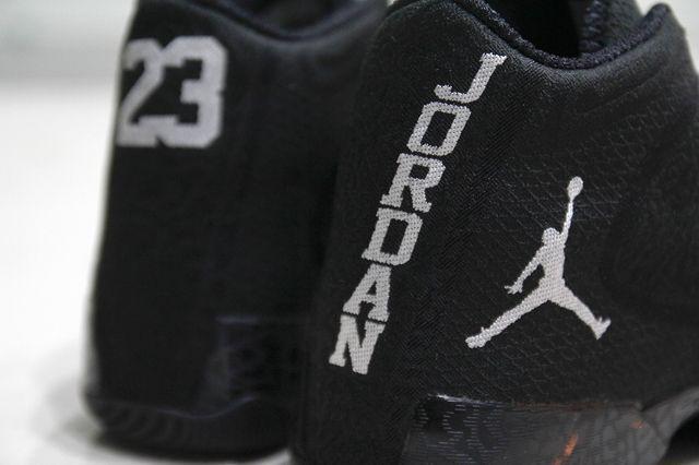 Air Jordan Xx9 Blackout 5
