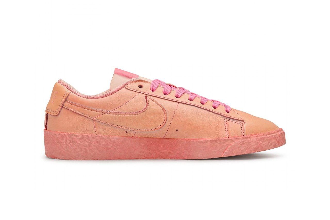 Comme des Garçons Nike Blazer Low Right