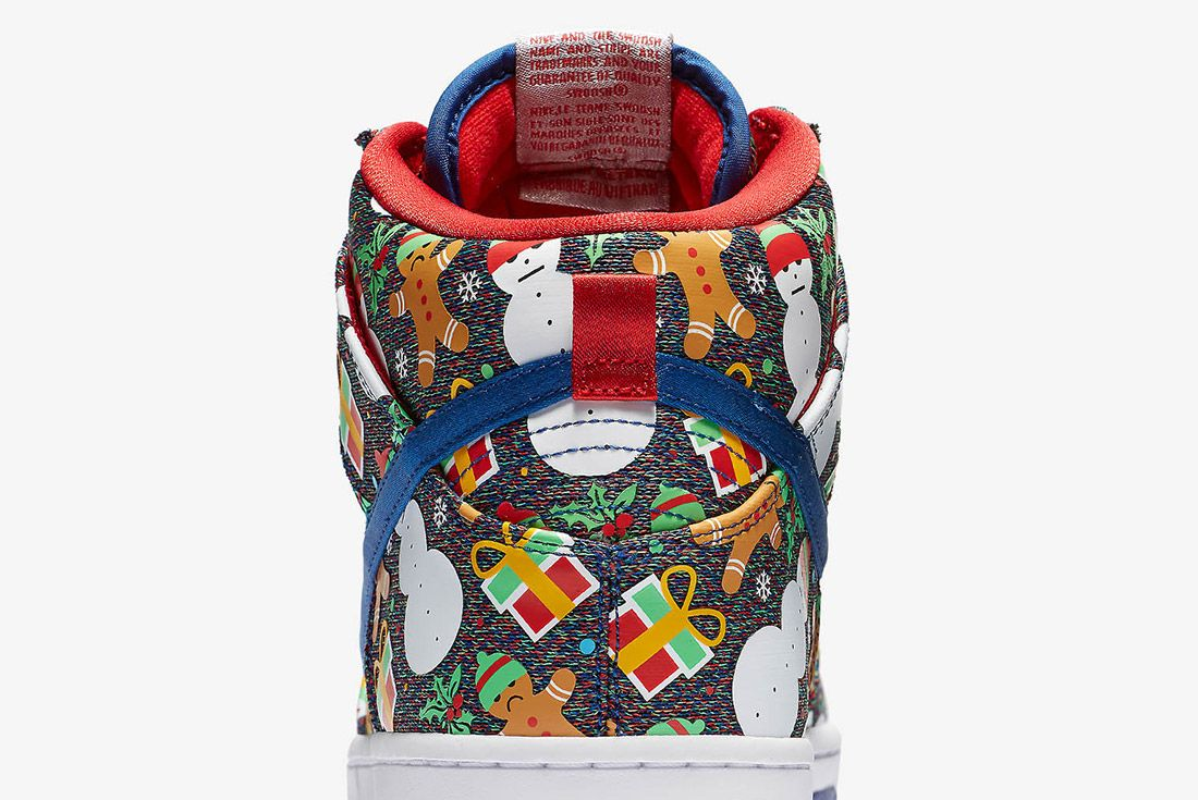 Conceptsnike Sb Ugly Christmas Sweater Dunk 9
