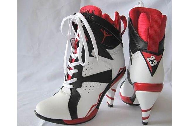 Jordan Fake Pumps 4 1