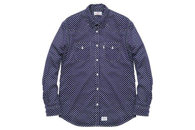 Levi Supreme Button Shirt 1