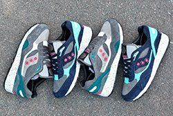 Offspring X Saucony Shadow 6000 Running Since 96 Pack Thumb