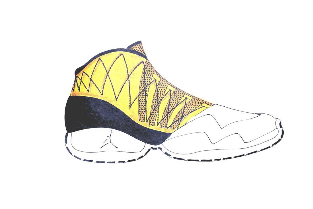 Creating The Air Jordan 16 – Behind The Design13
