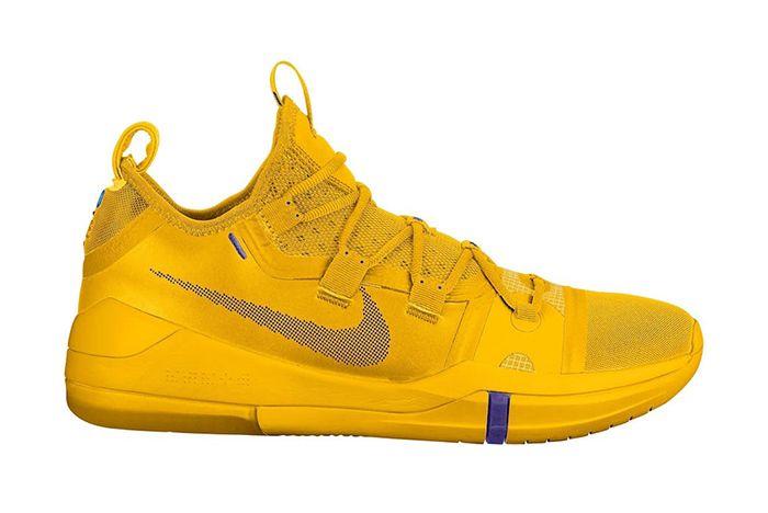 Nike Kobe Ad Colour Pack 1