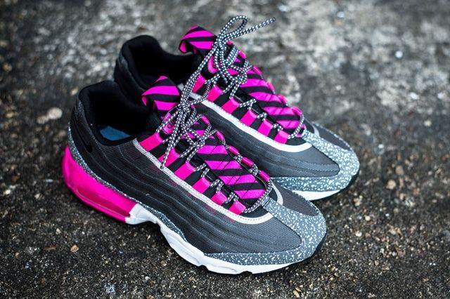 Nike Air Max 95 Prm Tape Pink Foil 2