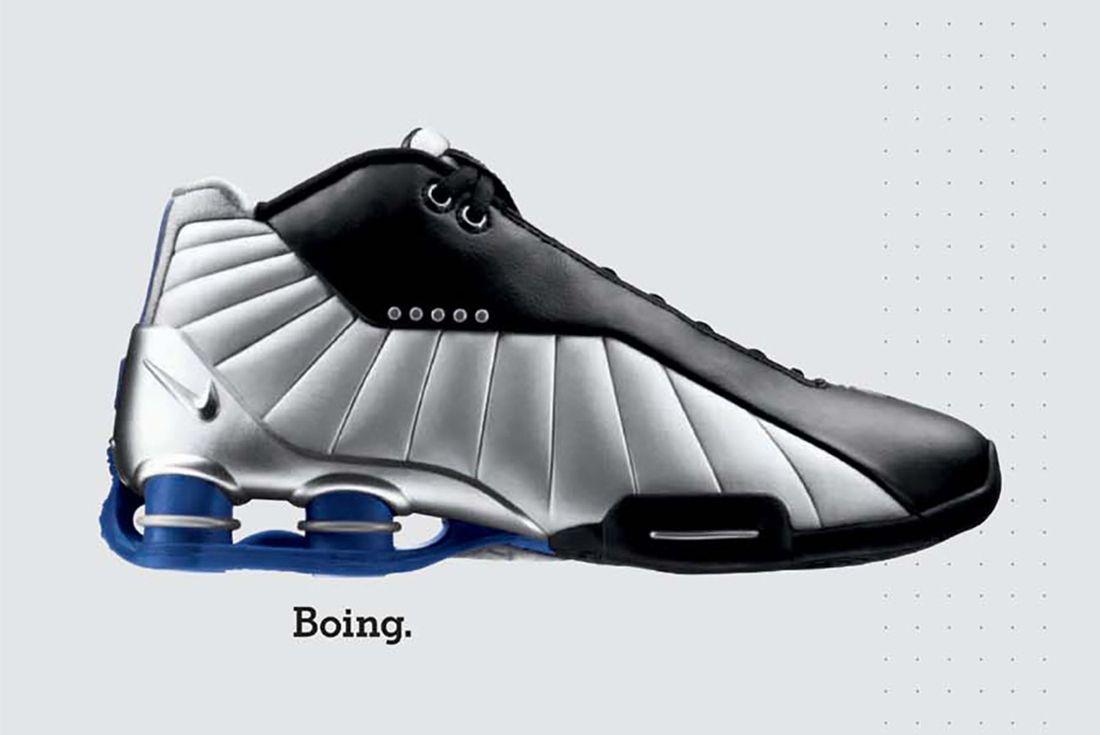 Nike Shox BB ad