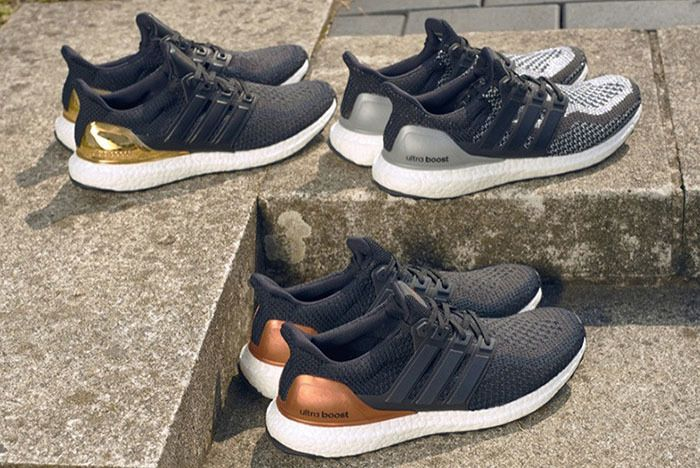 Adidas Ultraboost Medals Pack 2018 Black Friday 1