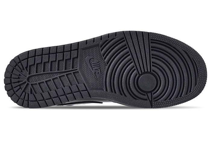 Air Jordan 1 Womens Triple Black Release 3