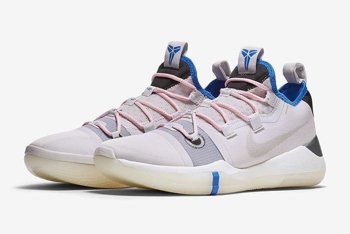 Nike Kobe Ad Light Pink Royal Blue 4