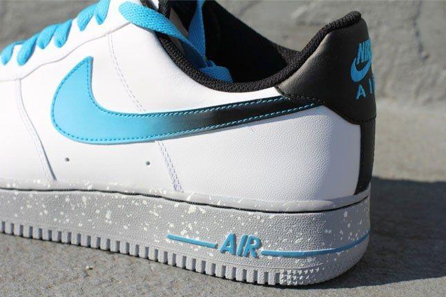 Nike Blue Swoosh 1