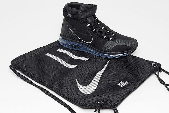 Kim Jones Nike Air Max 360 Hi Europe Release Date 1 Sneaker Freaker