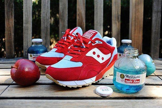 Pys Bait Saucony Blue Apple Sneaker 1