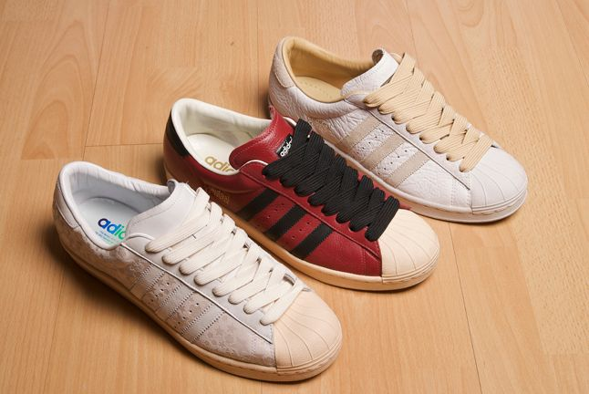 Dean Morris Adidas Superstar 17 1