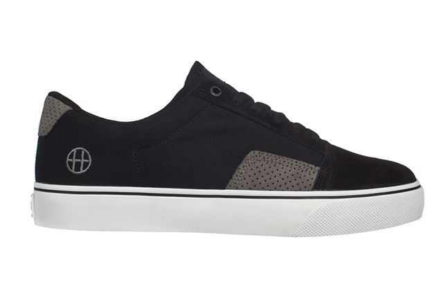 Huf Footwear Southern Black Charcoal Single 1