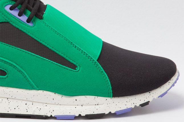 Nike Air Current Green Toe 1