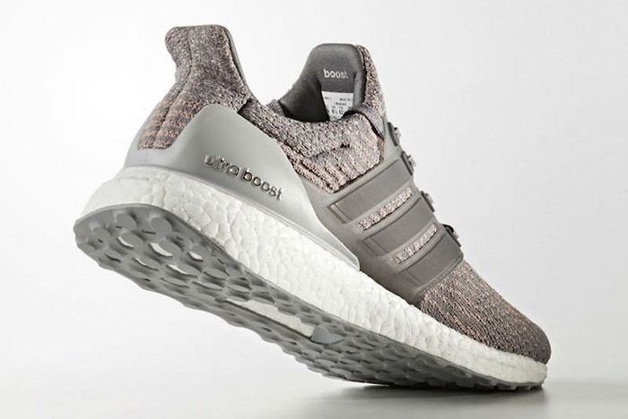 Adidas Ultraboost Grey Pink 5