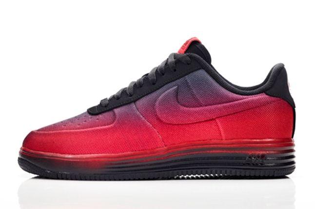 Nike Lunar Icons Lf1 Profile Red 1