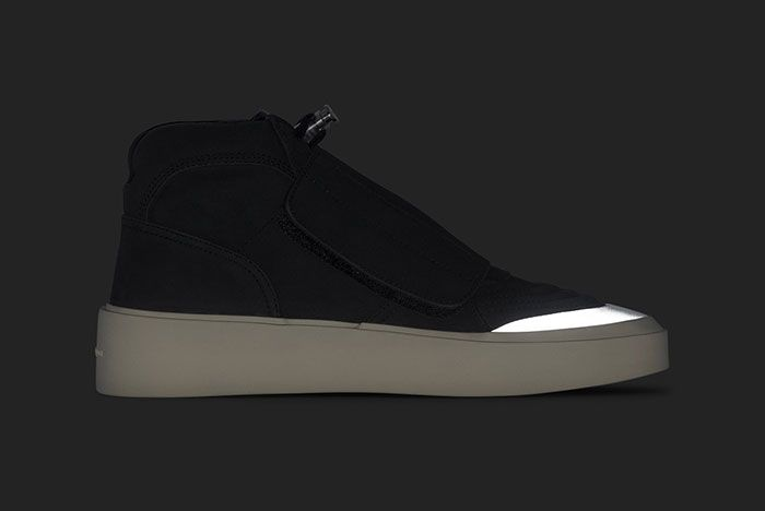 Fear Of God Skate Mid4 Relfective