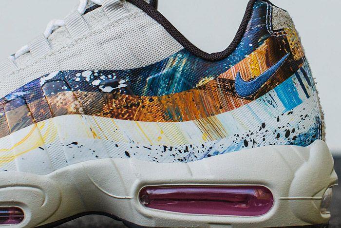 Dave White Nike Air Max 95 Dw Albion White Blue 5