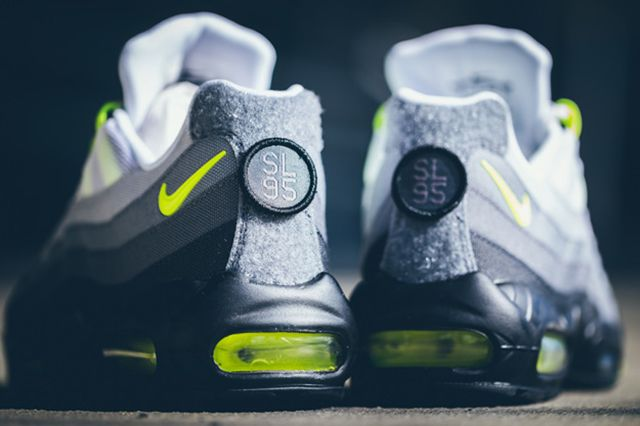 Nike Air Max 95 Patch Neon 5
