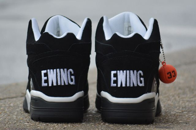 Ewing Athletics Guard Nets Away 2