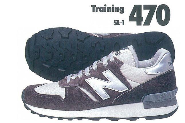 New Balance 470 1